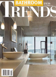 View our TRENDS Bathroom article