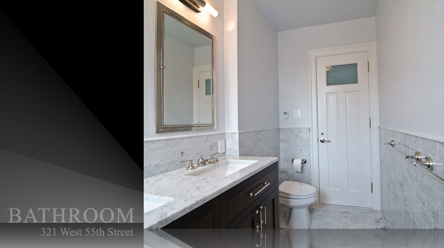 ... New York Bathroom Design New York Artistic 321 West 55th Street 2 ...